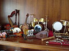 Minha casa-instrumentos musicais