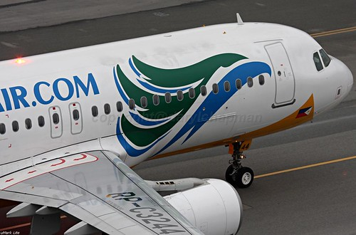 "RP-C3244 A320-214 ""Cebu Pacific"""