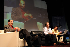 Mesa redonda: ¿Blog en Crisis? | © OCD - U. Mayor