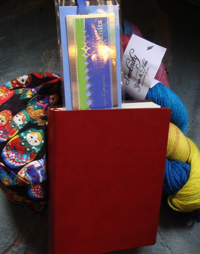 Ravelry Journal Swap