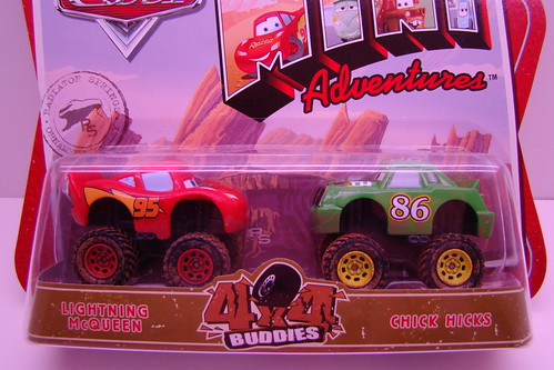 Mini Adventures 4X4 Buddies