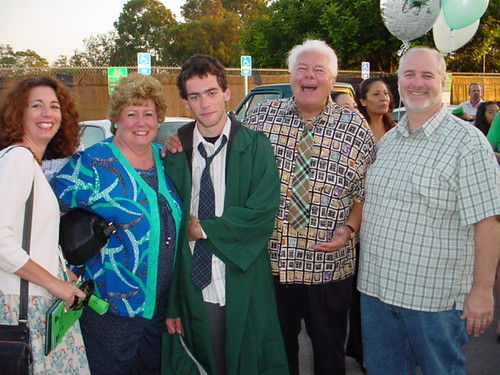Celebrating? HS Graduation