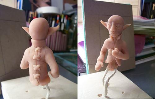 little traveling elf man (wip)