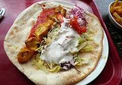 Zaytoon Chicken-Shish-Kebab (House Speciality)