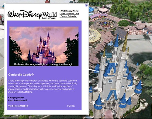 3D Disney
