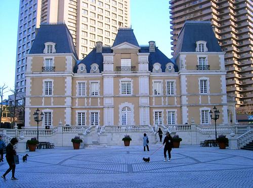 Yebisu Garden Place.