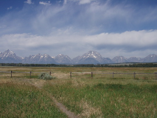 Tetons by you.