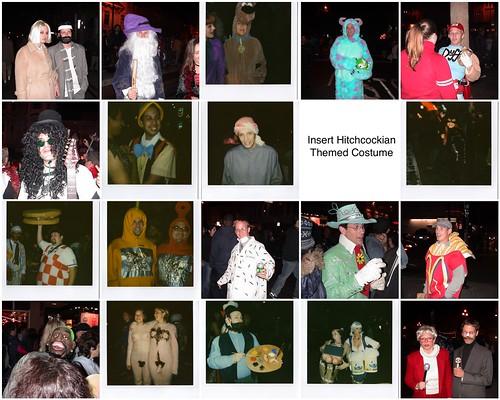 Halloween Scavenger Hunt 2002