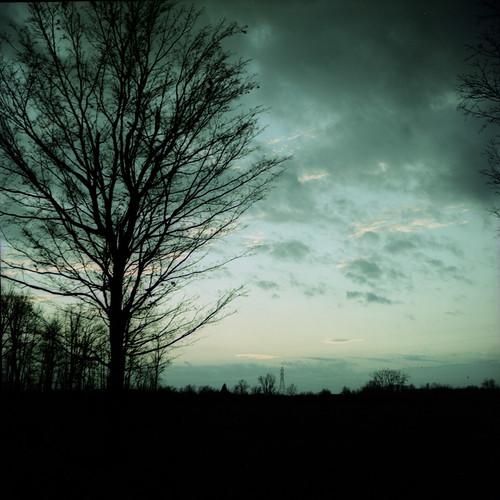 Muncie sunset