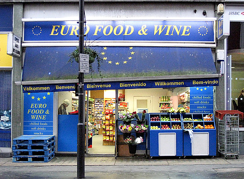 Euro Food and Wine, Craven Road W2