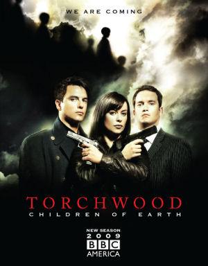 Torchwood poster