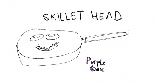 Skillet Head
