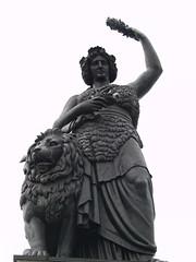 Bavaria Statue