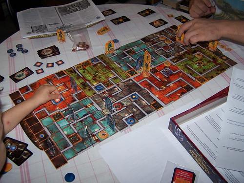 Dungeon Twister 2