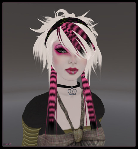 "8-9 LoTD - better known as ""I love this hair so freakin' much!"""