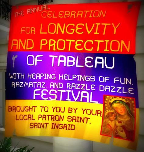 Tableau Protection Festival
