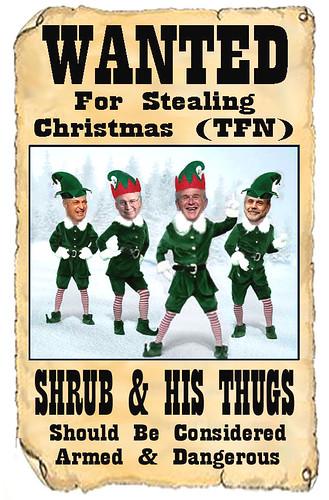 wantedposterelves
