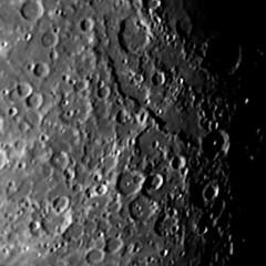 Luna - Rupes Altai
