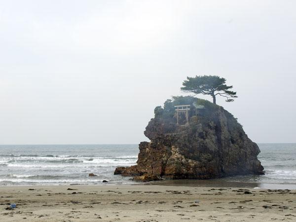 稲佐の浜 1