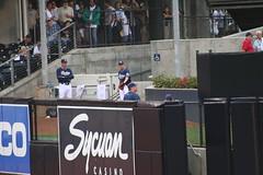 The Padres bullpen