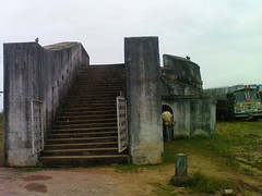 Entrance to Sultan Battery