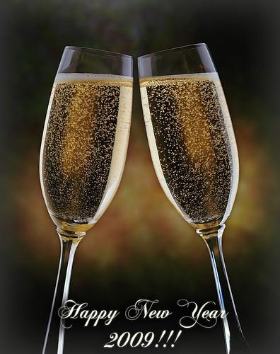 Happy New Year 2009 - Photo by amayzun