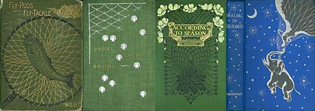 net-patterned bindings