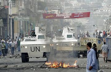food riots haiti