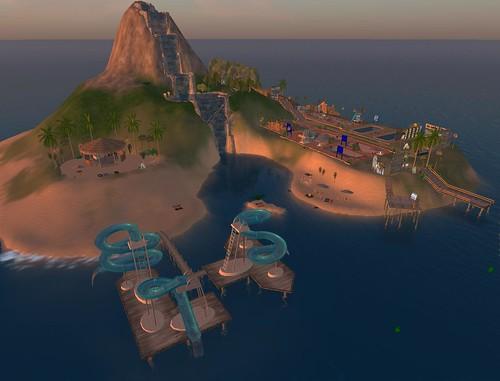 Siggy's WaterWorks Island
