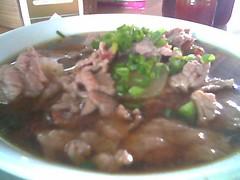 KK beef noodles