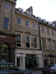 Old Circulating Library and Reading Room, Milsom Street, Bath