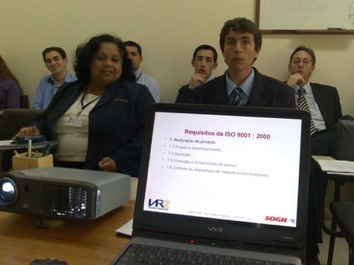 Curso de Interpretação da ISO 9001 / SOGIL / Set2008