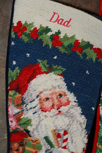 Dad's Stocking