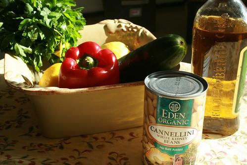 Leek and Cannellini Salad6