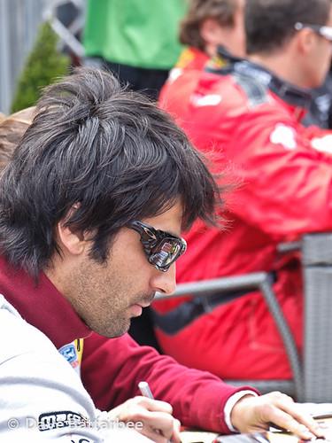 GT1 Driver Autographs