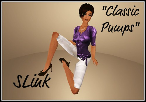 "Shoe Expo - SLink ""Classic Pumps"""