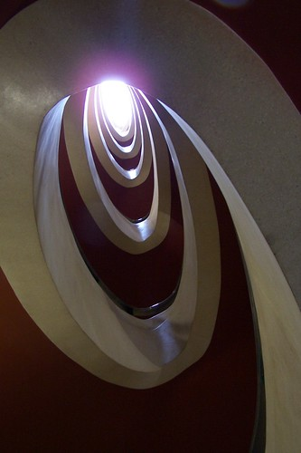 stairwell of daily express by fionajay