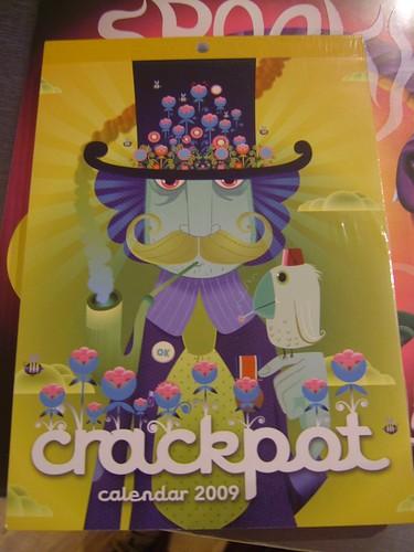 Crackpot calendar