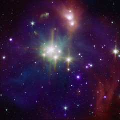 Coronet Cluster: A Neighbor of Star Formation ...