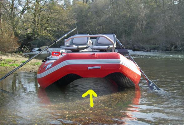 FishCraft SuperCat Raft