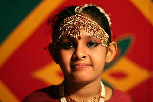 Kali Puja Dance Artist