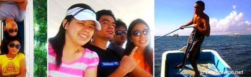 Boat to Maya Port, Northern Cebu