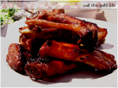 Spare ribs!