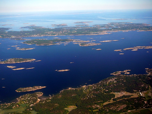 Norway from the Air