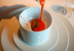 """Velouté"" of Sweet Peppers"