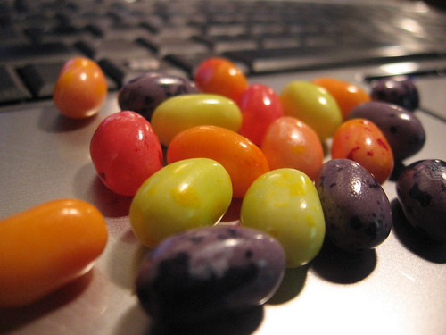 Laptop Jelly Beans