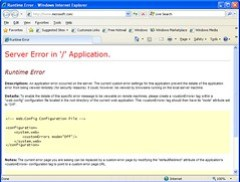 internet explorer 8 start page with microsoft website broken