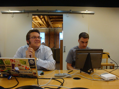 From the PortableContacts Hackathon