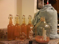My year old cider