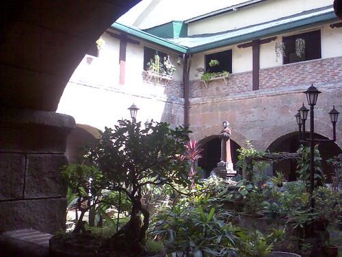 The Franciscan Garden